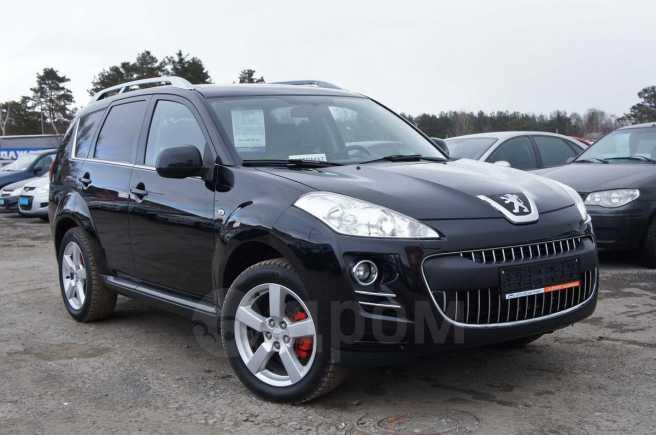 Peugeot 4007, 2012 год, 799 000 руб.