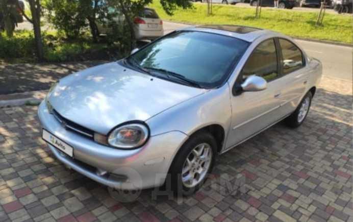 Chrysler Neon, 2000 год, 125 000 руб.