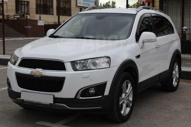 Chevrolet Captiva, 2014 год, 1 010 000 руб.