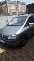 Opel Zafira, 2004 год, 315 000 руб.