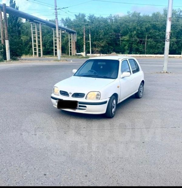 Nissan March, 1999 год, 114 999 руб.