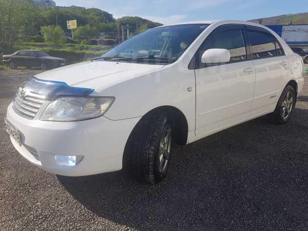 Toyota Corolla, 2005 год, 449 000 руб.