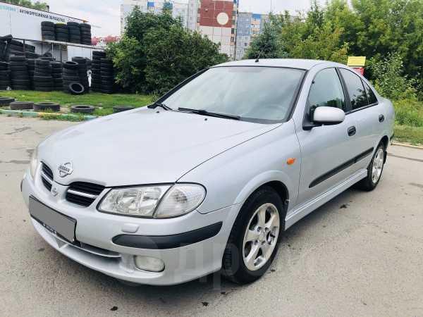 Nissan Almera, 2002 год, 262 000 руб.