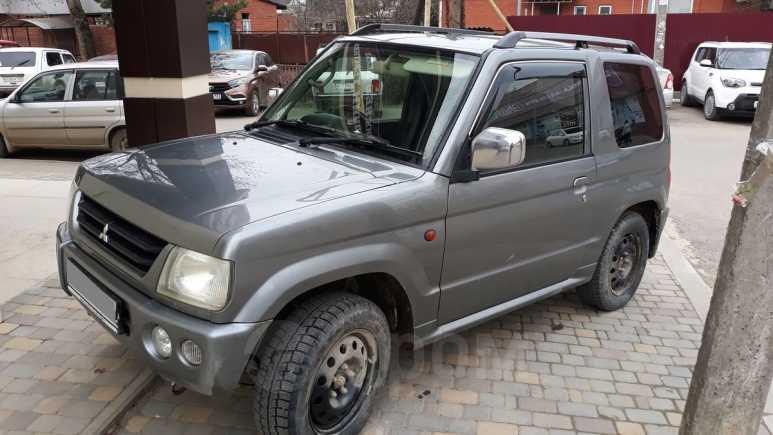 Mitsubishi Pajero Mini, 2008 год, 390 000 руб.