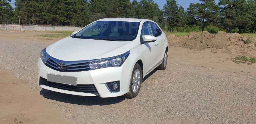Toyota Corolla, 2013 год, 860 000 руб.