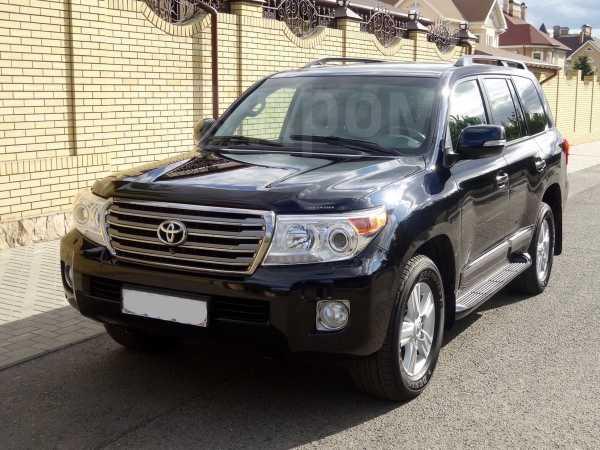 Toyota Land Cruiser, 2013 год, 2 590 000 руб.
