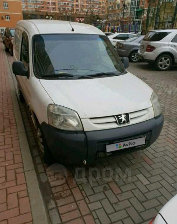 Peugeot Partner Origin, 2008 год, 210 000 руб.