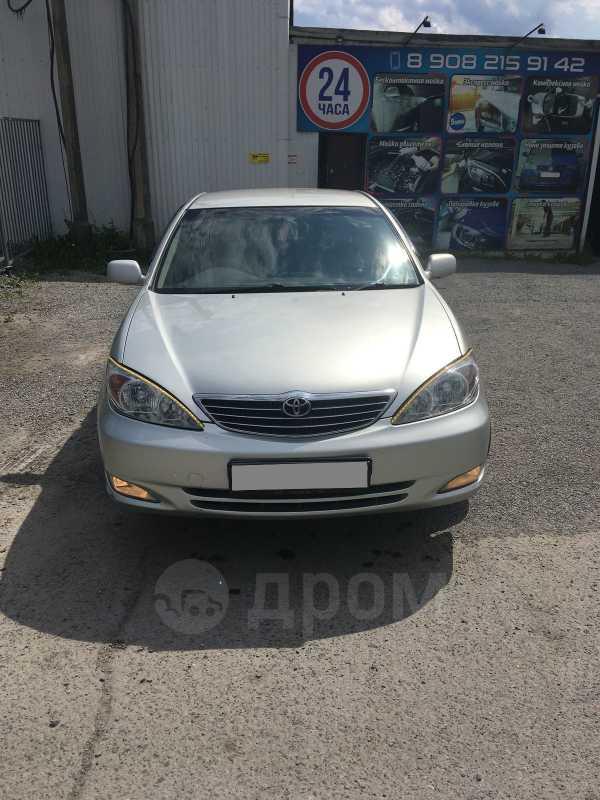 Toyota Camry, 2003 год, 455 000 руб.