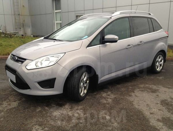 Ford Grand C-MAX, 2010 год, 530 000 руб.