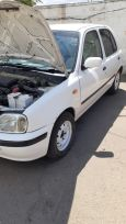Nissan March, 2000 год, 220 000 руб.
