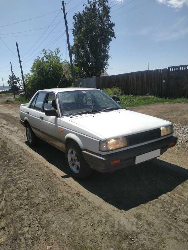 Nissan Sunny, 1988 год, 65 000 руб.