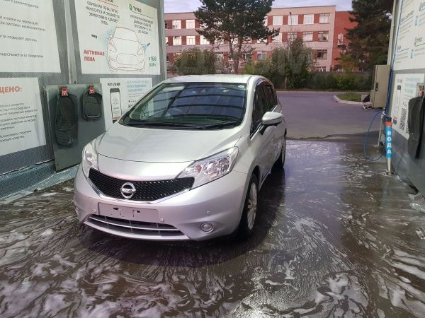Nissan Note, 2016 год, 700 000 руб.