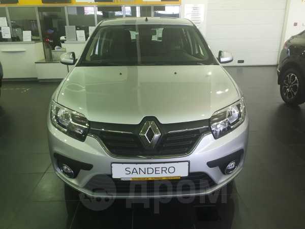 Renault Sandero, 2019 год, 742 980 руб.