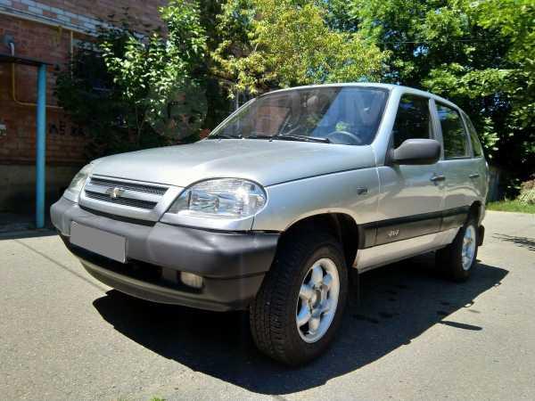 Chevrolet Niva, 2005 год, 173 000 руб.