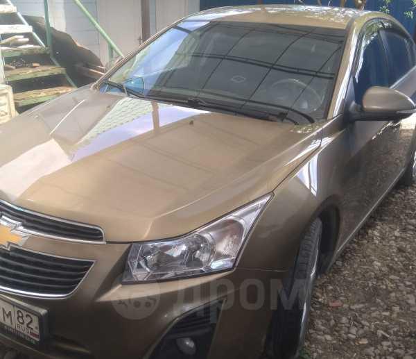 Chevrolet Cruze, 2014 год, 580 000 руб.