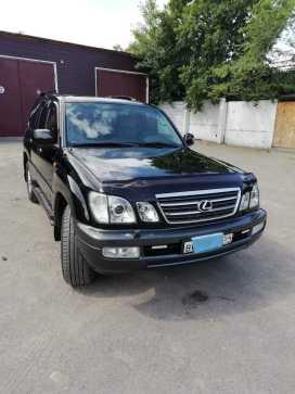 Кызыл LX470 2004