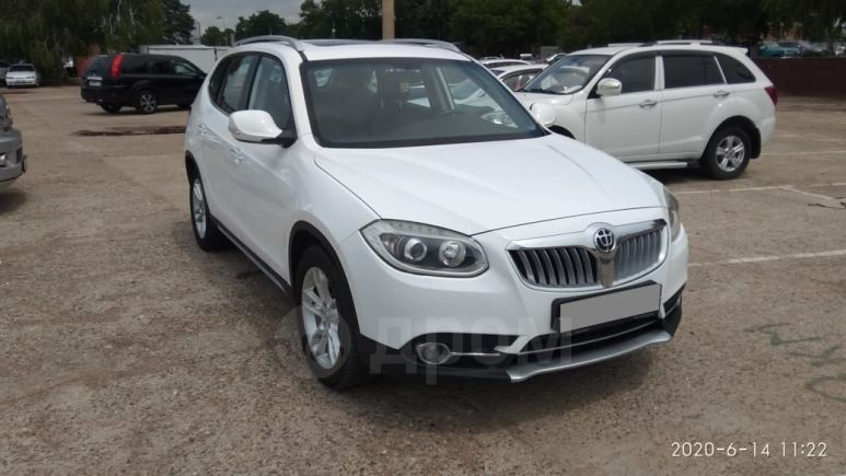 Brilliance V5, 2014 год, 465 000 руб.