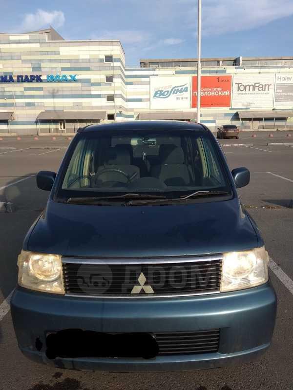Mitsubishi eK Wagon, 2003 год, 115 000 руб.