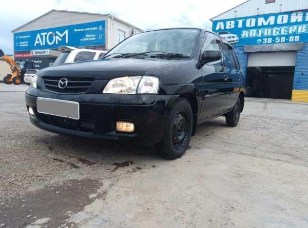 Mazda Demio, 2001 год, 190 000 руб.