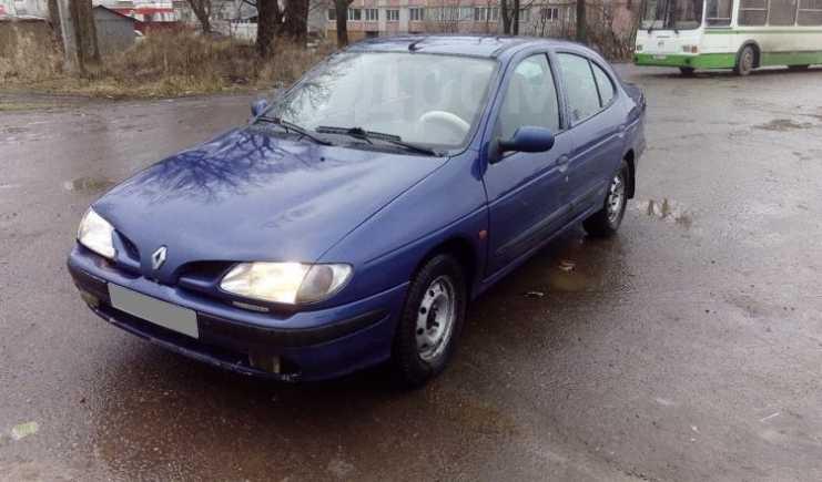 Renault Megane, 2001 год, 105 000 руб.
