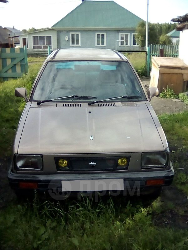 Nissan March, 1983 год, 35 000 руб.