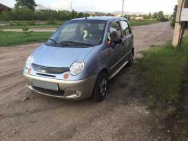 Черногорск Matiz 2012