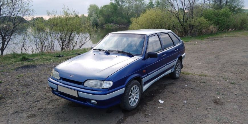 Лада 2114 Самара, 2005 год, 75 000 руб.
