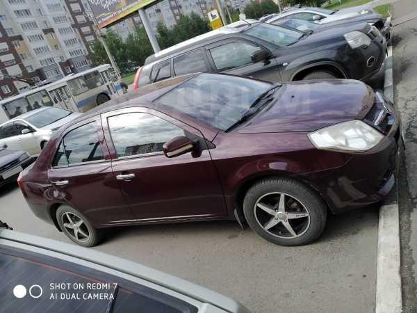 Geely MK, 2013 год, 230 000 руб.