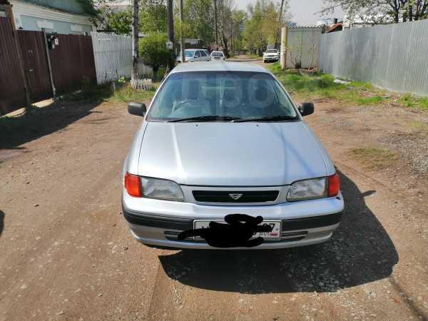 Toyota Tercel, 1997 год, 110 000 руб.
