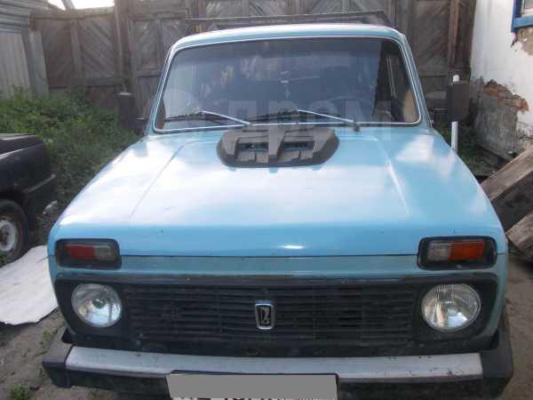 Лада 4x4 2121 Нива, 1988 год, 115 000 руб.