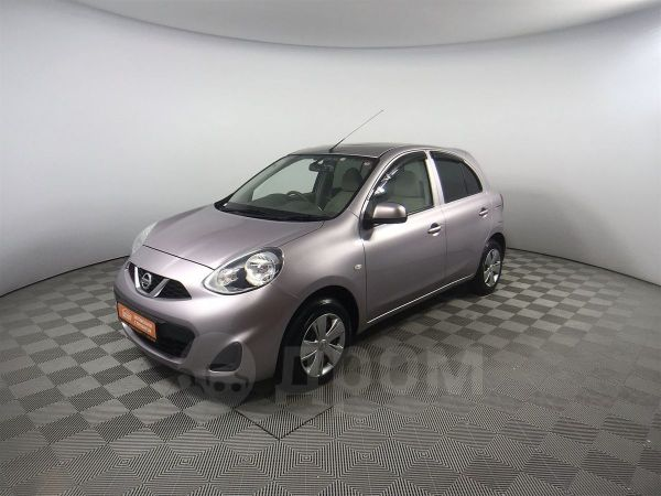 Nissan March, 2015 год, 459 000 руб.