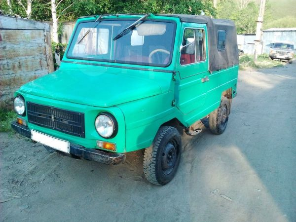 ЛуАЗ ЛуАЗ, 1985 год, 66 000 руб.