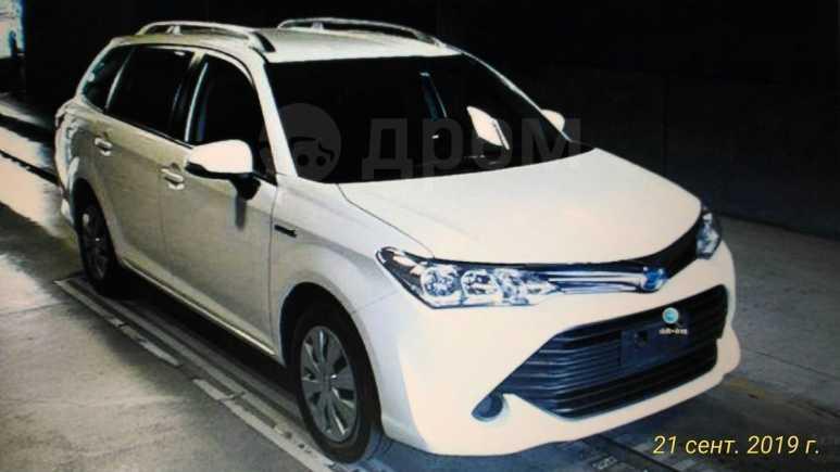 Toyota Corolla Fielder, 2015 год, 1 045 000 руб.