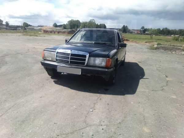 Mercedes-Benz 190, 1986 год, 91 000 руб.
