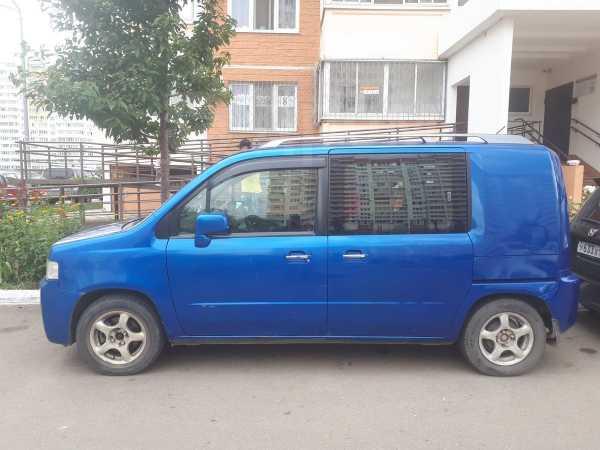 Honda Mobilio Spike, 2005 год, 280 000 руб.