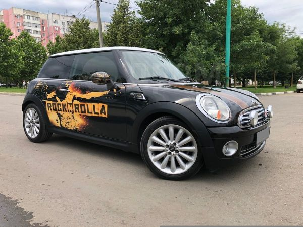 Mini Coupe, 2009 год, 600 000 руб.