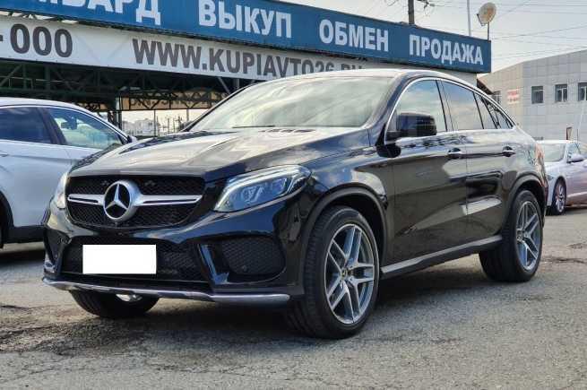 Mercedes-Benz GLE, 2017 год, 3 900 000 руб.
