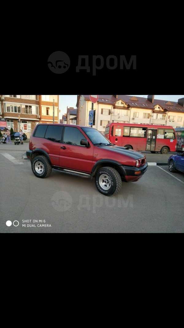 Nissan Terrano II, 1996 год, 400 000 руб.