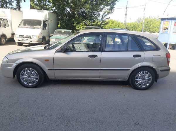 Mazda 323F, 1998 год, 125 000 руб.