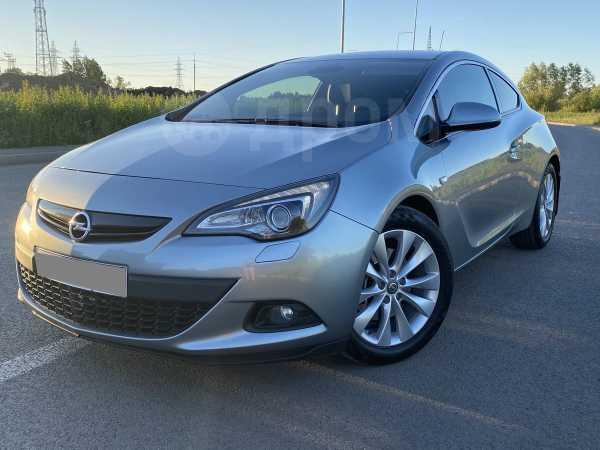 Opel Astra GTC, 2012 год, 569 000 руб.