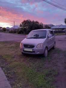 Новоалтайск Wagon R 2000