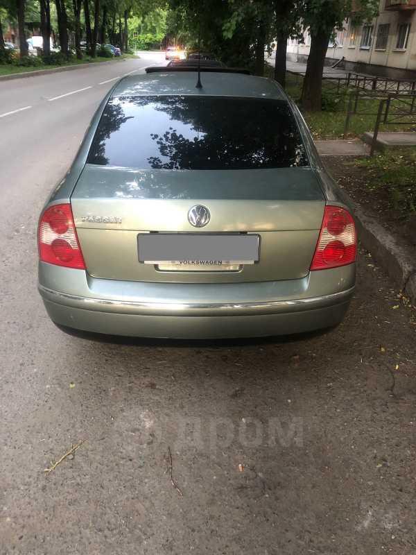 Volkswagen Passat, 2002 год, 110 000 руб.