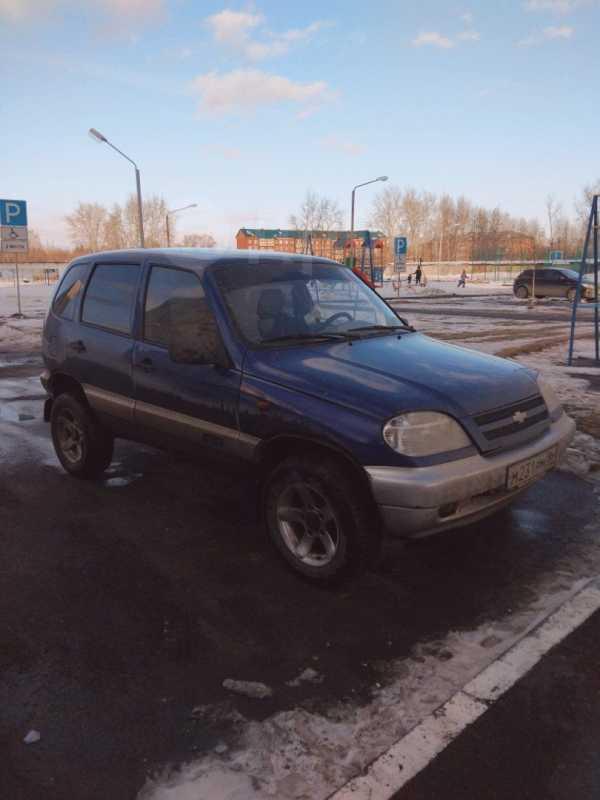 Chevrolet Niva, 2006 год, 87 000 руб.