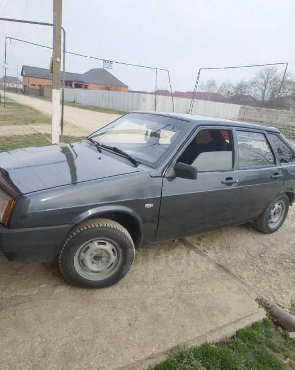 Лада 2109, 2005 год, 65 000 руб.