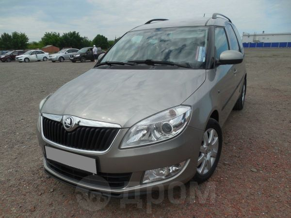 Skoda Roomster, 2013 год, 550 000 руб.