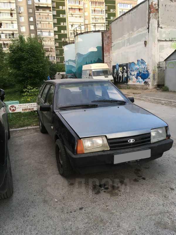Лада 2109, 1990 год, 23 000 руб.