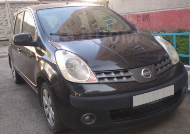 Nissan Note, 2006 год, 329 000 руб.