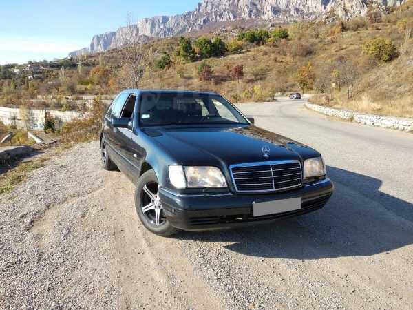 Mercedes-Benz S-Class, 1996 год, 700 000 руб.