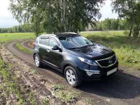 Исилькуль Kia Sportage 2012