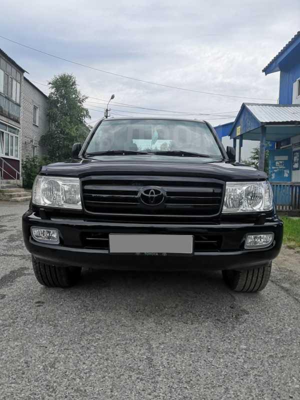 Toyota Land Cruiser, 2006 год, 1 540 000 руб.